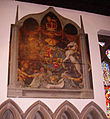 Royal Coat of Arms Trinity Church Skipton.JPG