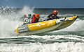 Royal Maribe Zapcat team races through the Newquay surf MOD 45147723.jpg