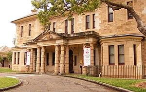 Callan Park Hospital for the Insane - Rozelle Hospital.