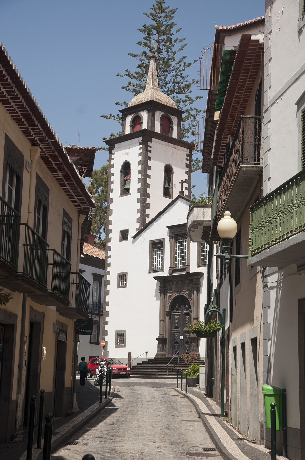 Rua Das Pretas Funchal Wikip 233 Dia A Enciclop 233 Dia Livre