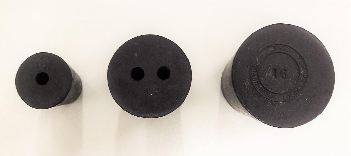Laboratory Rubber Stopper Wikipedia