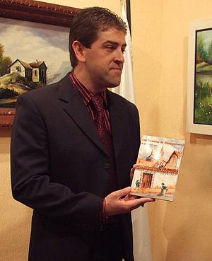 Rubén Serrano Calvo cover
