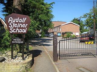 Rudolf Steiner School Kings Langley