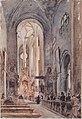Rudolf von Alt - Die Franziskanerkirche in Salzburg - 1891.jpeg