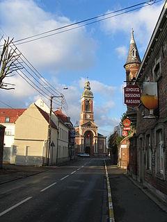 Gondecourt Commune in Hauts-de-France, France
