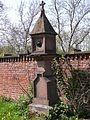 Ruhestätte v. Baldenstein Grundherr, k.u.k. Kämmerer 02- Hauptfriedhof Freiburg Breisgau.jpg