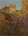 Ruins of Beckó - painting by László Mednyánszky.jpg