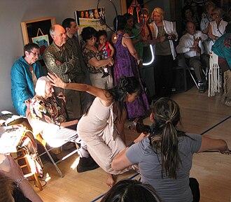 Institute of American Indian Arts - Image: Rulan tangen metis
