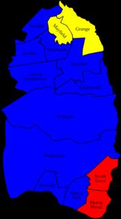 2007 Rushmoor Borough Council election