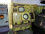 Russian Radar console at the wehrtechnische studiensammlung koblenz pic2.JPG