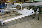 Rutan Quickie One (Model 54) - Oregon Air and Space Museum - Eugene, Oregon - DSC09840.jpg