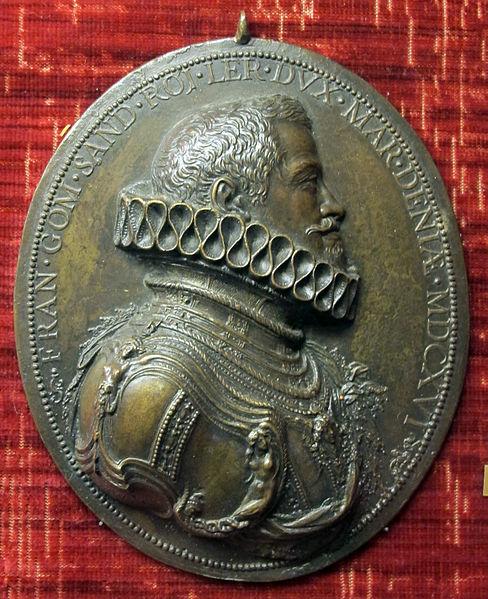 File:Rutilio gaci, medaglia di francisco gomez de sandoval y rojas, marc. di denia e duca di lerma, 1616.JPG