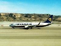 EI-DAP - B738 - Ryanair