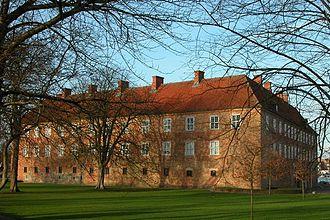 Als (island) -  Sønderborg Castle