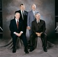 S98-10917 Portrait of remaining Mercury 7 astronauts.tif