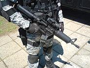 SAJ M4 rifle