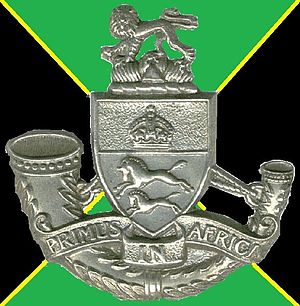 Durban Light Infantry - Durban Light Infantry emblem