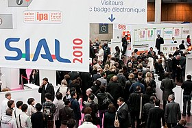 Salon International de l'Alimentation