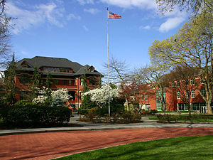 Seattle Pacific University - SPU Tiffany Loop