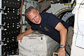STS-135 Doug Hurley on the middeck.jpg