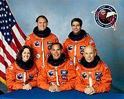 STS-33 crew