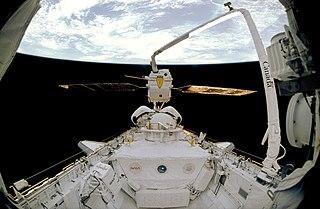 STS-46 human spaceflight