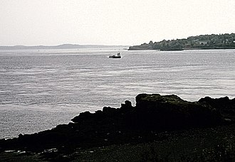 Deer Island (New Brunswick) - Image: SUNP0005