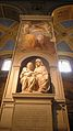 S Agostino - al pilastro Isaia (Raffaello, da Volterra ecc) e sotto s Anna ecc (Sansovino) A100016.JPG