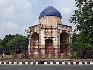 <i>Sabz Burj</i> Monuments in Delhi