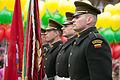 Saeimas priekšsēdētāja piedalās Lietuvas neatkarības atjaunošanas 25.gadadienas pasākumos (16165089763).jpg