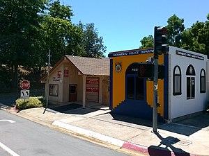 Safetyville USA - Miniature Sacramento Police Department
