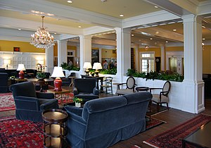 The Sagamore - Lobby interior