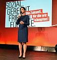 Sahra Wagenknecht bei der Bundestagswahl 2017 Wahlabend Die Linke (Martin Rulsch) 29.jpg