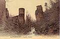 Saint-Chamond (Loire), vestiges de l'aqueduc romain.jpg