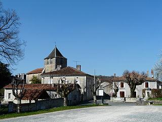 Saint-Crépin-de-Richemont Part of Brantôme en Périgord in Nouvelle-Aquitaine, France