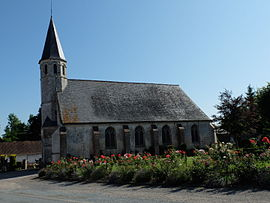 The church of Saint-Georges