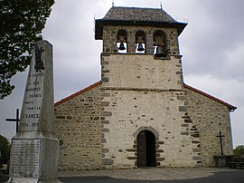 Saint-Saury church 1.JPG