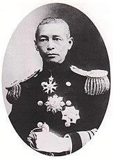 清海军提督萨镇冰