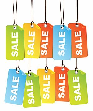 Pricing - A price tag is a highly visual and objective guide to value