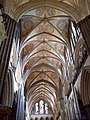 Salisbury Cathedral, Quire Roof - geograph.org.uk - 2677943.jpg
