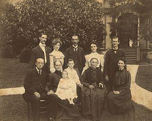 Samuel Dibble - Image: Samuel dibble family