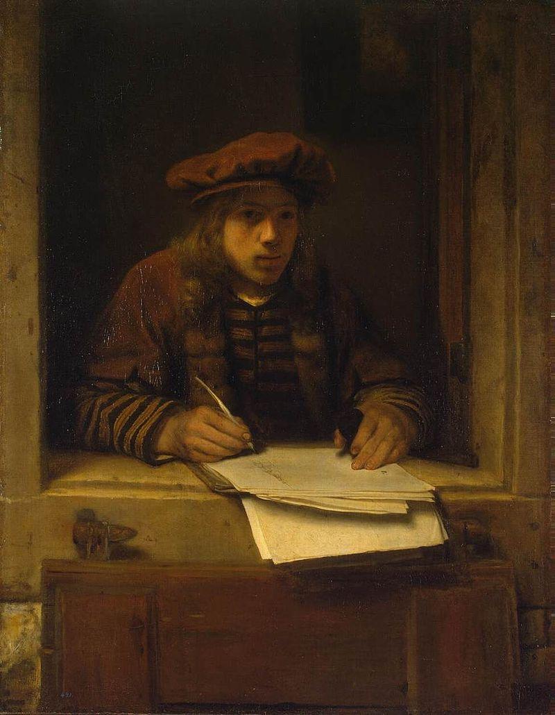 Samuel van Hoogstraten - Self-Portrait - WGA11724.jpg