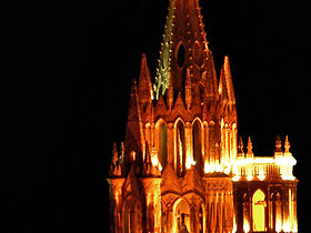 Image illustrative de l'article San Miguel de Allende