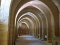 San Antonio Palace and Gardens - stables after restoration.png