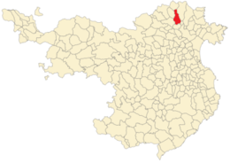 Sant Climent Sescebes – Mappa