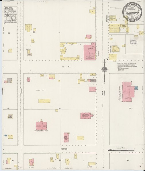File:Sanborn Fire Insurance Map From Huntington, Emery