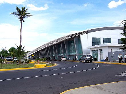 After its renovation, Nicaragua's Augusto C. Sandino International Airport is considered the second most advanced airport in Central America after La Aurora International Airport in Guatemala City. Sandino International Airport.jpg