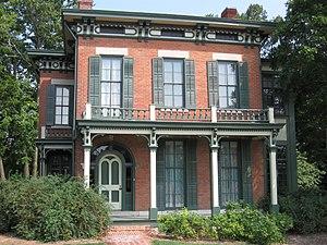 Sanford F. Conley House - Image: Sanford F Conley House