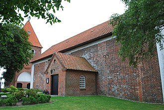 Election of Christian III - St. Søren's Church in Old Rye was the setting of the election