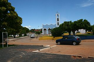 São Desidério Municipality in Nordeste, Brazil